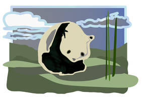 Panda by LitKnd