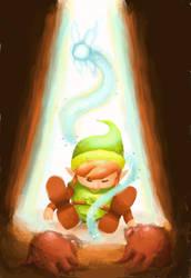 Extra Fairy by ApplejackMan