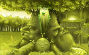Deku Family Tree by ApplejackMan