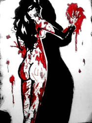 Vampiresa by izmaell