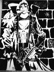 Punisher by izmaell