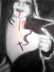 Vampire by izmaell