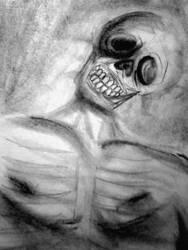 Cadaver by izmaell