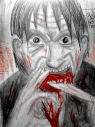 Mutilacion De La Lengua (1) by izmaell