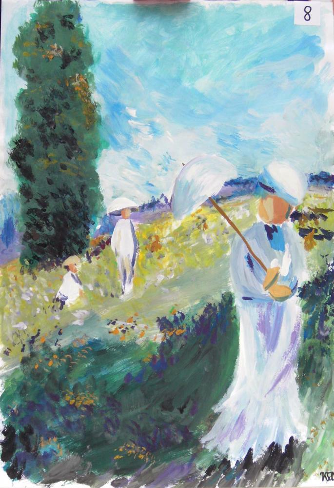 Impressionism by Feuerlilie