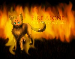 Fire Alone by WinterstarTheFirst