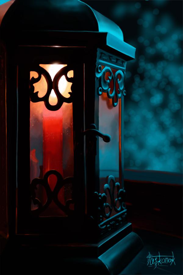 Lantern by dtaskonak