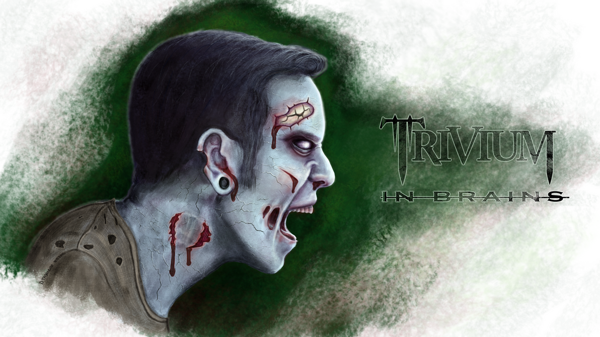 Trivium - In Brains by dtaskonak