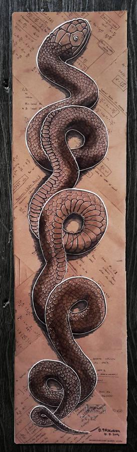 Snake Pickle