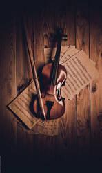 Violin by shtopor7