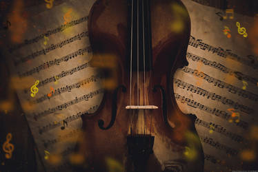 Violin art by shtopor7