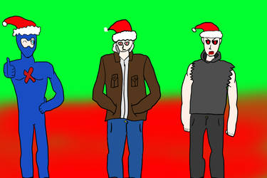 Merry Christmas From NetherRealm Animations