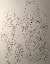 Rozen Maiden by CocoaBlow1