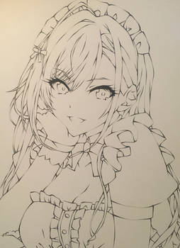 Lolita Maid