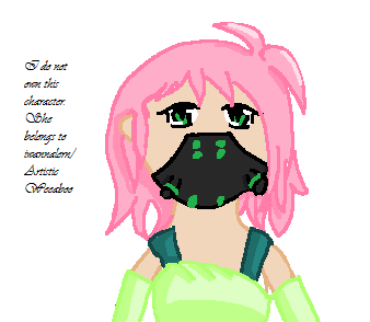 Art Trade with ArtisticWeeaboo by Zelda1and2Link