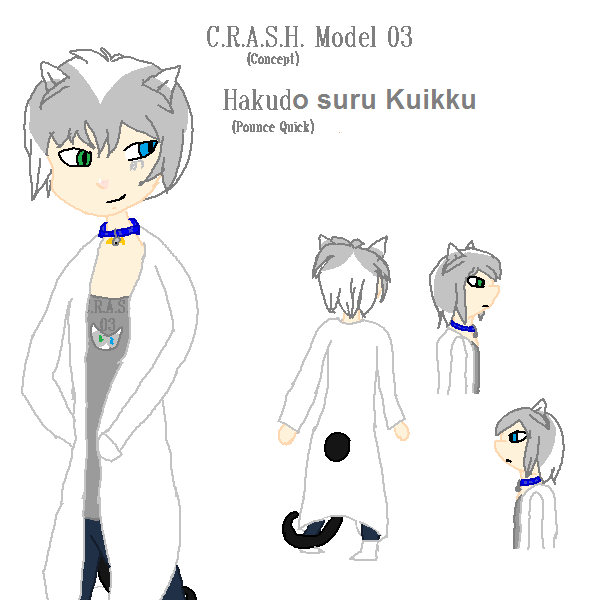 C.R.A.S.H. Model 03 by Zelda1and2Link