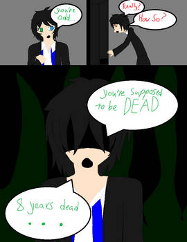 Hidden Truths Chapter 5 Page 1