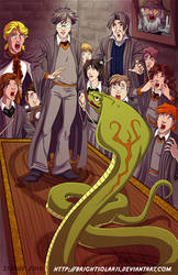 Harry Potter  Parselmouth