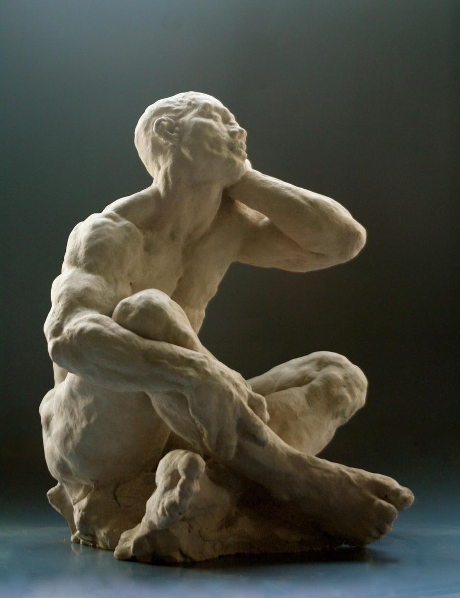 Awakening by sculptor6