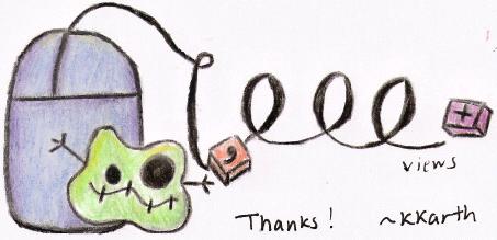 Celebrating 1000 by KKarth
