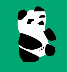 Panda by KKarth
