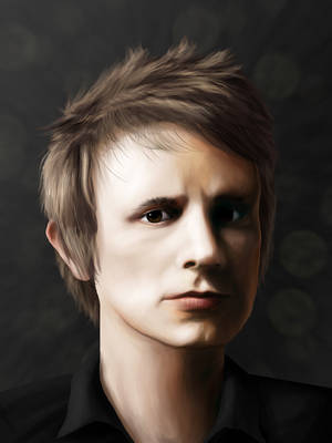 Dominic Howard by Exoanthrope