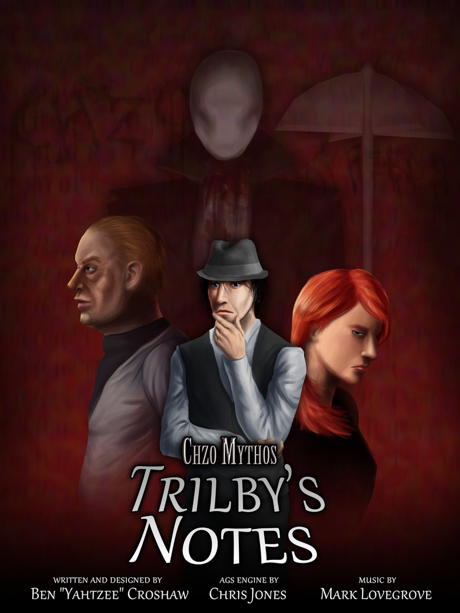 trilbys notes poster by exoanthrope on deviantart