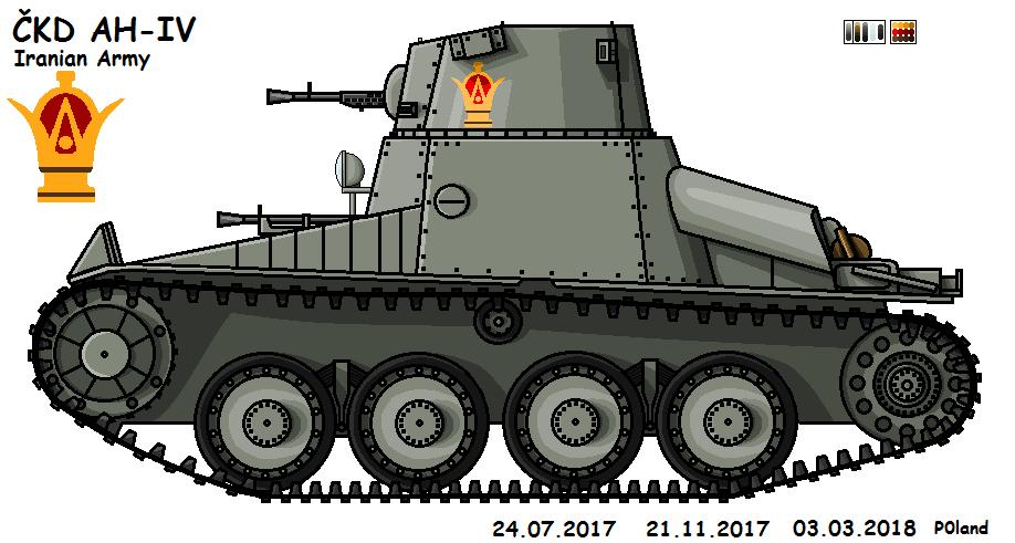CKD AH-IV by P0landWW2