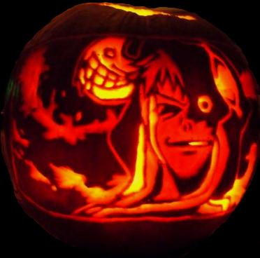 medusa pumpkin by anime minis on deviantart