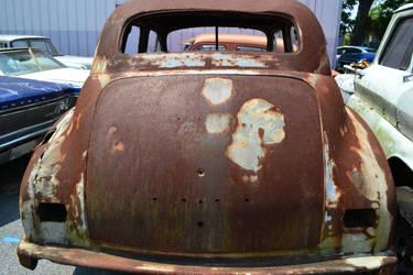 Rusty Car III by doktornein