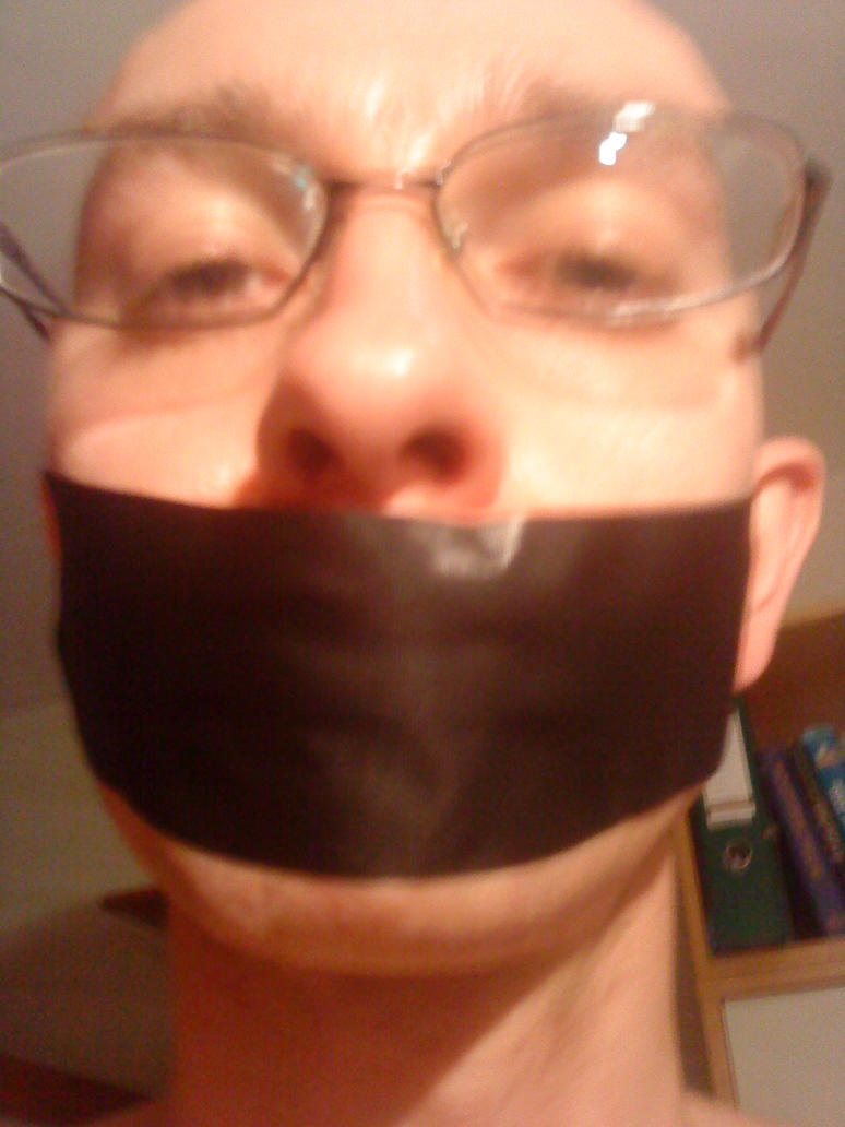 Tape Gagged By Mcarthur