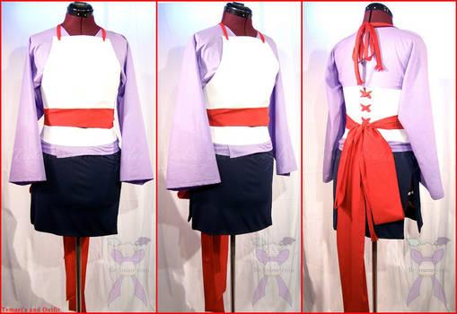 Temari: 2nd Outfit - Naruto