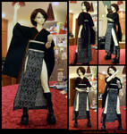 Doll: Nobody Set Doll Outfit