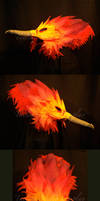Phoenix Mask by taeliac