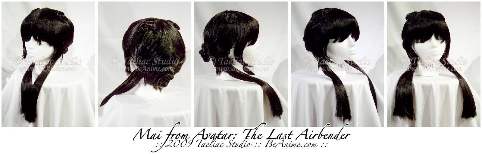 WIG: Mai from Avatar by taeliac
