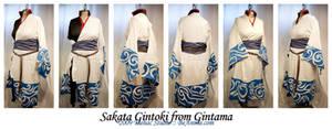 Sakata Gintoki from Gintama