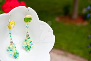 Kimono Jewelry: Earrings : 10