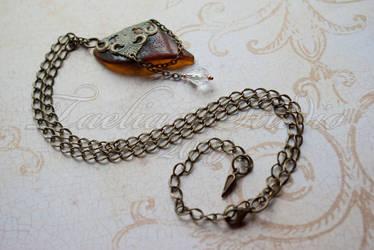 Aegis Arcana : Necklace : 04 by taeliac