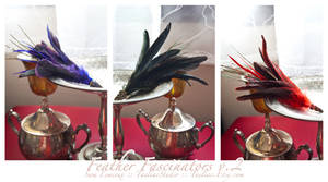 Feather Fascinators v.2