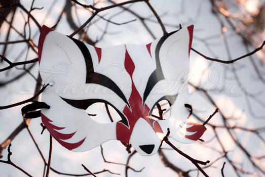 Mask: Kabuki Kitsune