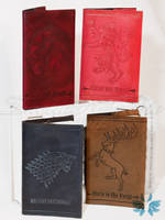 Game of Thrones Journals by taeliac