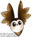 Chii the Owl by taeliac