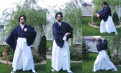 Kenshin OVA v.2 by taeliac