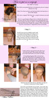 Tutorial: How to put on wigcap
