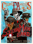 Colonel Walter's Steam Man Band
