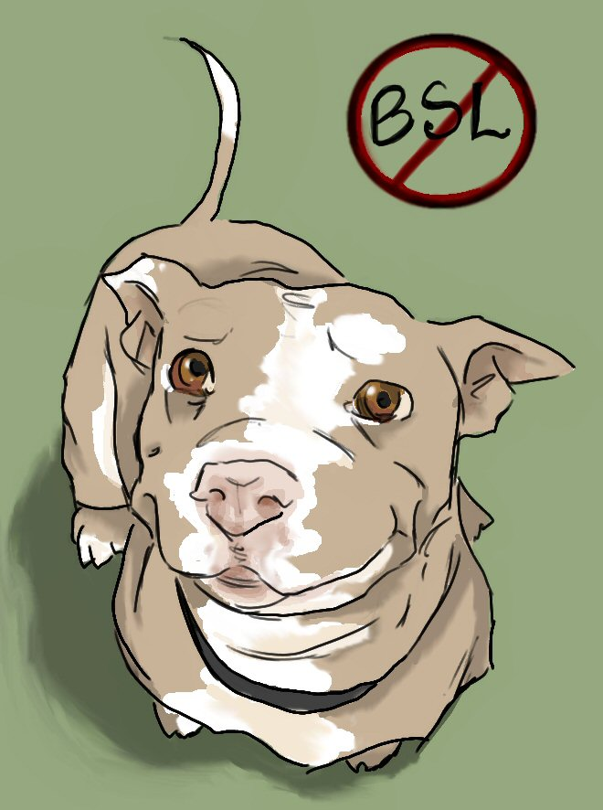 punish the deed not the breed by Tevy