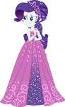 Rarity's Evening Gown