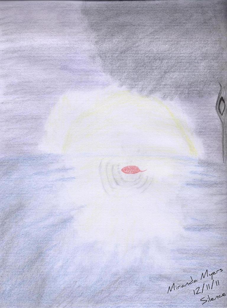 Silence by MirandaLynn-Myers