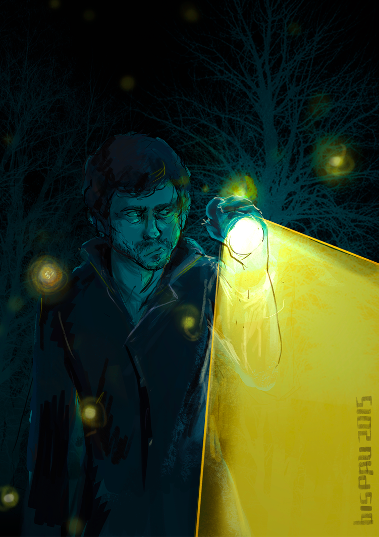 Will graham in secondo #savehannibal by bispau