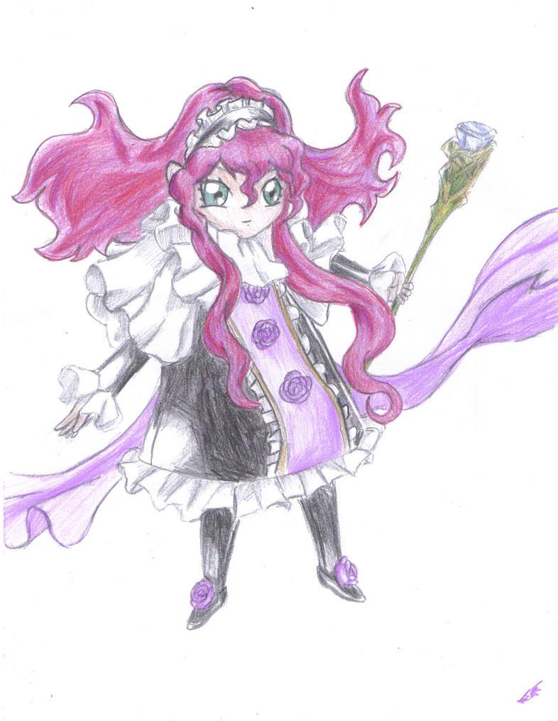 Black Rose Witch by MikomiKisomi on DeviantArt
